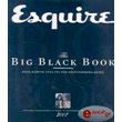 esquire big black book photo