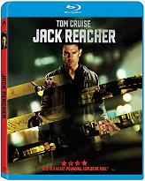 jack reacher blu ray