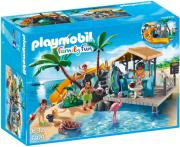 playmobil 6979 exotiko nisi me beach bar