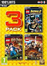 lego3 pack lord of the rings batman 2 harry potter 5 7