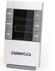 omega ows26c digital weather station color display
