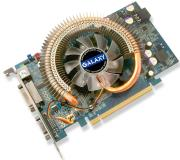 galaxy geforce 8600gts 512mb ddr3 cm heatpipe pci e photo