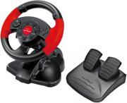esperanza eg103 steering wheel high octane pc ps1 ps2 ps3