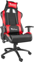 genesis nfg 0784 nitro 550 gaming chair black red