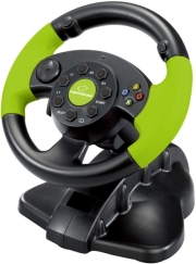 esperanza eg104 steering wheel high octane xbox edition pc ps3 xbox 360
