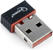 gembird wnp ua150 01 tiny usb 150mbps wifi adapter