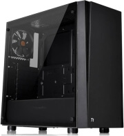 case thermaltake versa j21 tempered glass edition black