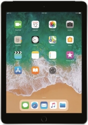 tablet apple ipad 2018 wifi cell 97 retina a10 touch id 128gb space grey
