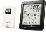 life wes 400 wi fi weather station with outdoor sensor alarm clock