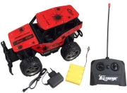 rc monster truck phantom span good sheep 1 16 4 channel red