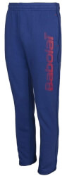 panteloni babolat core sweat big logo pant jr mple