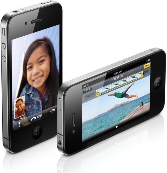 Προσφορά APPLE IPHONE 4 8GB BLACK