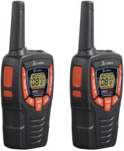 cobra am645 pmr vox 8km walkie talkie set