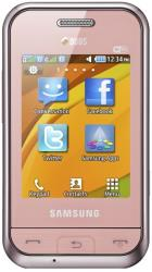samsung champ duos e2652 pink photo