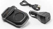 technaxx bt x30 bluetooth car kit with in ear headphone