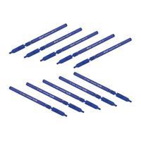 stylo diarkeias beifa 938 ball point blue 10tem photo