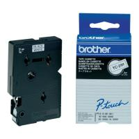 gnisio brother ptouch black white 9 mm 77m oem tc 291 photo
