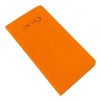 imerologio ebdomadiaio 2019 plagio silk 8 x 16 portokali photo