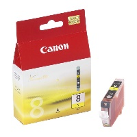 gnisio melani canon kitrino yellow me oem cli 8y photo
