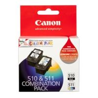 gnisio melani canon pg 510 cl 511 multipack me oem 2970b010 photo