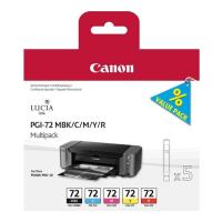 gnisio melani canon pgi 72 multi pack me oem 6402b009 photo