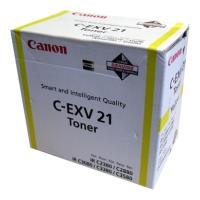 gnisio toner canon c exv21 yellow me oem 0455b002 photo