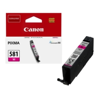 gnisio canoncli 581mmagenta me oem 2104c001 photo