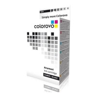colorovo melani 521 bk black 11ml symbato me canon cli 521bk no chip photo