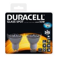 lamptiras duracell filament spot led gu10 44w 3000k 2tem photo