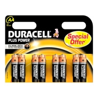 mpataria aa duracell plus power 8pack photo