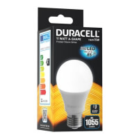 lamptiras duracell led e27 11w 4000k photo