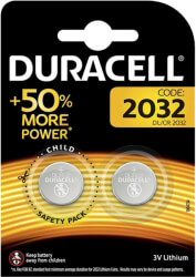 mpataria duracell lithium button cells dl2032 2tem photo