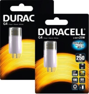 lamptiras duracell led g4 25w 250lm 2tmx photo