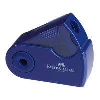 xystra faber castell mini sleeve blue photo