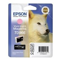 gnisio melani epson light magenta me oem t096640 photo