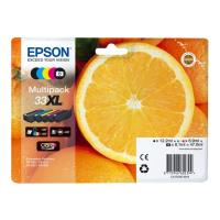 gnisio melani epson no 33xl multipack me oem c13t33574010 photo