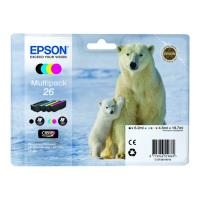 gnisio melani epson 26 multipack me oem c13t26164010 photo