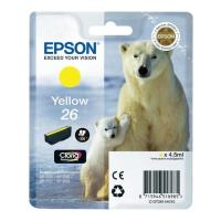 gnisio melani epson 26 yellow me oem c13t26144010 photo