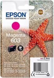 gnisio melani epson 603 magenta me oem c13t03u34010 photo