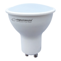 lamptiras esperanza led gu10 3w photo