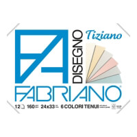 mplok fabriano tiziano 24 33 160gsm colors 12 fylla photo
