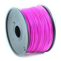 gembird abs plastic filament gia 3d printers 175 mm purple photo
