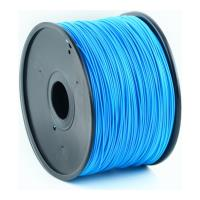 gembird abs plastic filament gia 3d printers 3 mm royal blue photo