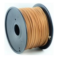 gembird abs plastic filament gia 3d printers 3 mm gold photo