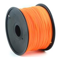 gembird hips plastic filament gia 3d printers 3 mm orange photo