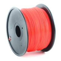gembird pla plastic filament gia 3d printers 175 mm red photo