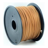gembird pla plastic filament gia 3d printers 3 mm gold photo