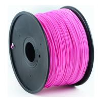 gembird pla plastic filament gia 3d printers 3 mm magenta photo