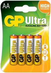 mpataria gp alkaline ultra lr 6 4pcs photo