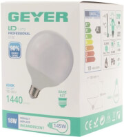 lamptiras geyer led g120 e27 1440lm 18w 6500k photo